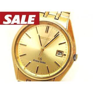 グランドセイコー(Grand Seiko)のグランドセイコー 時計 ■ SBGS006 K18イエローゴールド(腕時計(アナログ))