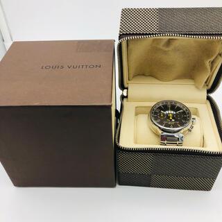 ルイヴィトン(LOUIS VUITTON)のタンブールルイ・ヴィトンカップレガッタ フライバッククロノ(腕時計(アナログ))