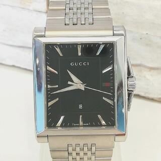 Gucci - GUCCI 138.4 メンズ腕時計   中古品