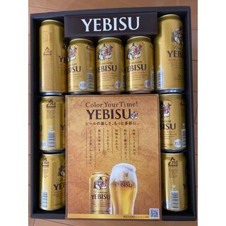 エビス(EVISU)のサッポロ エビス ビール ギフト セット YE4D(ビール)