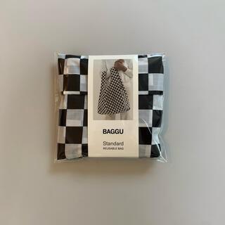 EDIT.FOR LULU - baggu standard black checker