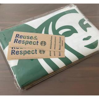 Starbucks Coffee - STARBUCKS レジャーシート ステッカーのおまけつき スターバックス