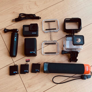 ゴープロ(GoPro)のgopro hero7(コンパクトデジタルカメラ)