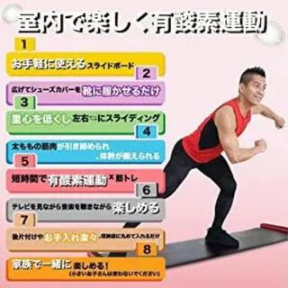 スケーティングボード(スケーティングシューズ付)  室内スケート(トレーニング用品)