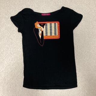 ドーリーガールバイアナスイ(DOLLY GIRL BY ANNA SUI)のDOLLY GIRL  BY  ANNA  SUI カットソー(Tシャツ(半袖/袖なし))