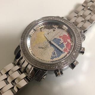 AVALANCHE - ジョーロデオ  ダイヤモンドウォッチ クロノグラフ  腕時計