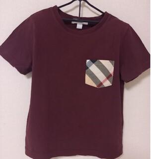 BURBERRYCHILDREN 6y Tシャツ