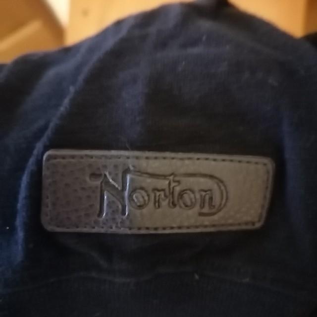 Norton(ノートン)のたまきぬさん専用 Norton ロンT メンズのトップス(Tシャツ/カットソー(七分/長袖))の商品写真