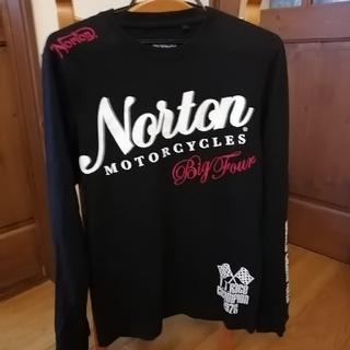 ノートン(Norton)のたまきぬさん専用 Norton ロンT(Tシャツ/カットソー(七分/長袖))