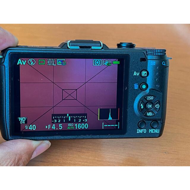 PENTAX(ペンタックス)のPENTAX Q10 スタンダードズームレンズセット スマホ/家電/カメラのカメラ(ミラーレス一眼)の商品写真