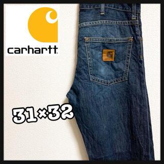カーハート(carhartt)の90s Carhartt カーハート デニムパンツ ジーンズ インディゴ ブルー(デニム/ジーンズ)