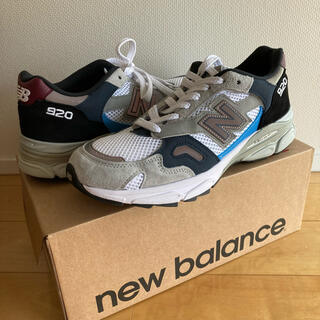 ニューバランス(New Balance)のNEW BALANCE M920 NBR 7.5 25.5 新品 DSM 限定(スニーカー)