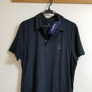 haglofs メンズ ポロシャツ(ポロシャツ)