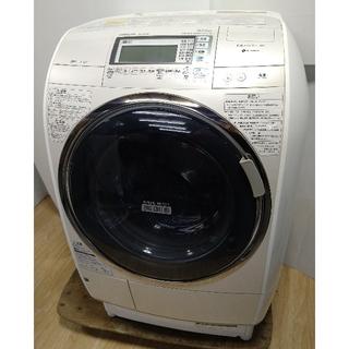 日立 - ドラム式洗濯機 日立 ビッグドラム 風アイロン乾燥 10キロ 省エネ ホット洗浄