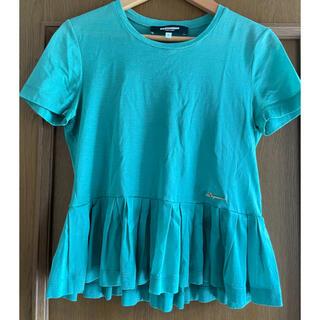 ディースクエアード(DSQUARED2)のディースクエアード★シャツ★グリーン(Tシャツ(半袖/袖なし))