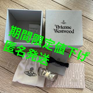 ヴィヴィアンウエストウッド(Vivienne Westwood)のVivienne ヴィヴィアン アーマーリング シルバー Lサイズ(リング(指輪))