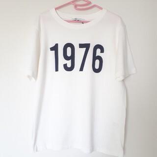 アパルトモンドゥーズィエムクラス(L'Appartement DEUXIEME CLASSE)のAMERICANA1976Tシャツ(Tシャツ(半袖/袖なし))