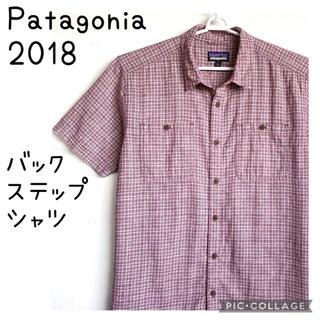 パタゴニア(patagonia)のPatagonia パタゴニア メンズ バック ステップ シャツ チェック柄(シャツ)