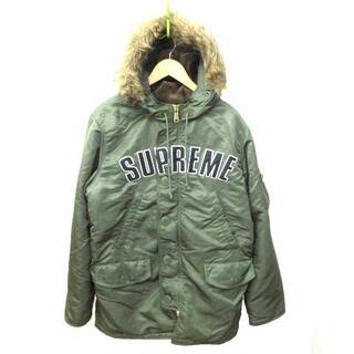 Supreme - シュプリーム 16AW N3-B フィールドジャケット ミリタリー 中綿 M