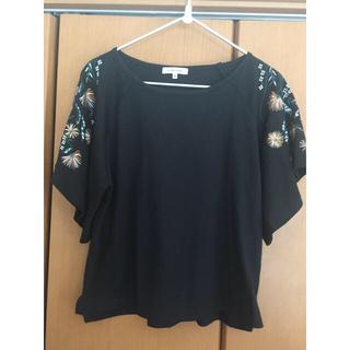グローバルワーク(GLOBAL WORK)のTシャツ M(Tシャツ(半袖/袖なし))