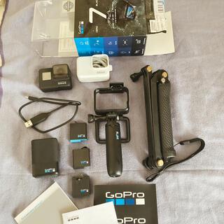 ゴープロ(GoPro)のGoPro HERO7 BLACK (コンパクトデジタルカメラ)
