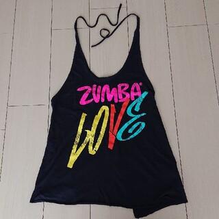 ズンバ(Zumba)のZUMBA「タンクトップ」Sサイズ(ヨガ)