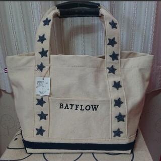 ベイフロー(BAYFLOW)の限定値下げ❣ ベイフロー 星★トートバッグ(トートバッグ)