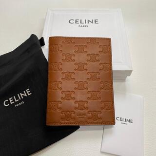 celine - 日本未入荷 CELINE セリーヌ パスポートケース パスポートホルダー 新品