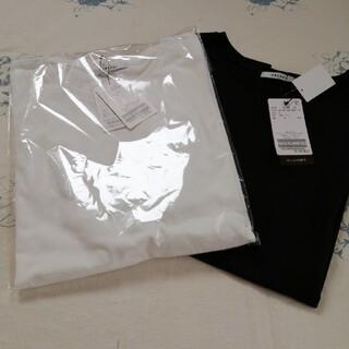 ドゥーズィエムクラス(DEUXIEME CLASSE)のドゥーズィエムクラス  【CELERI/セルリ】 AラインTシャツ 新品2枚(Tシャツ(半袖/袖なし))