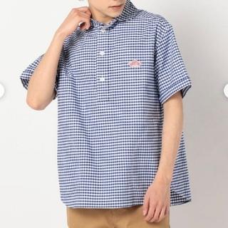 ダントン(DANTON)の⭐カンイチ様専用⭐ ダントン ギンガムチェックプルオーバーシャツ  40(シャツ)