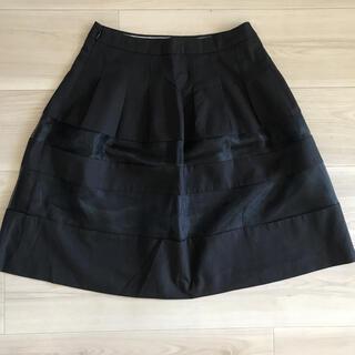 エフデ(ef-de)の膝スカート(ひざ丈スカート)