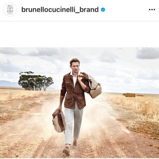 ブルネロクチネリ(BRUNELLO CUCINELLI)の最終お値下げ 新品 正規品 ブルネロクチネリ ボストンバッグ ジムバッグ(ボストンバッグ)