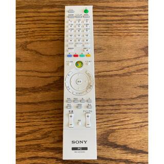 バイオ(VAIO)の新品未使用 SONY VAIO  純正リモコン RM-MCE500(PC周辺機器)