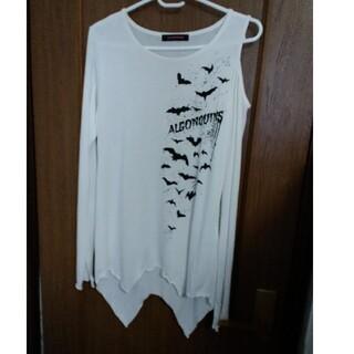 アルゴンキン(ALGONQUINS)のアルゴンキン長袖Tシャツ(Tシャツ(長袖/七分))