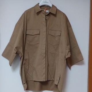 ロンハーマン(Ron Herman)のエブールシャツ(シャツ/ブラウス(半袖/袖なし))