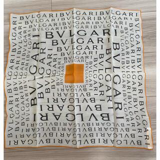 ブルガリ(BVLGARI)のブルガリ BVLGARI スカーフ✨45×45cm(バンダナ/スカーフ)