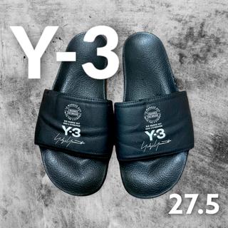 Y-3 - Y-3 シャワーサンダル 黒