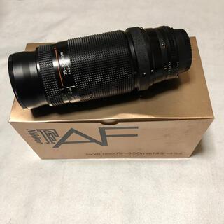 Nikon - ニコン Nikon レンズAF 75-300mm F4.5-5.6