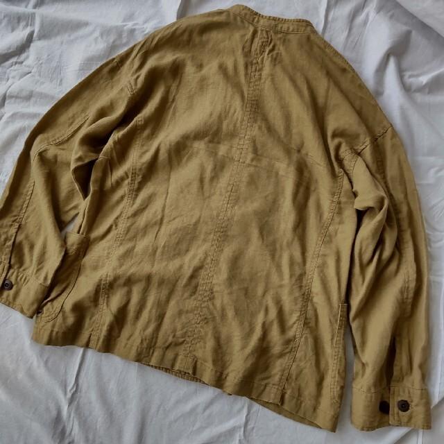 Solberry(ソルベリー)のソウルベリー ジャケット レディースのトップス(シャツ/ブラウス(長袖/七分))の商品写真