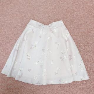 ロディスポット(LODISPOTTO)のLODISPOTTO / 花柄フレアスカート(ひざ丈スカート)