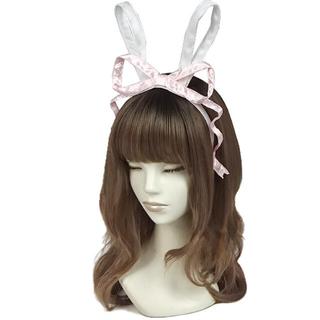 Angelic Pretty - Bunny toyカチューシャ