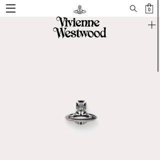 ヴィヴィアンウエストウッド(Vivienne Westwood)のVivienne Westwood ピアス(ピアス(片耳用))