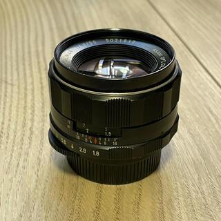 PENTAX - Super-multi-coated takumar 55mm f1.8
