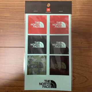 THE NORTH FACE - 新品未開封品ノースフェイスステッカー7枚セット