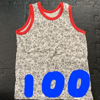 ユニクロ(UNIQLO)の新品101匹わんちゃんタンクトップ100センチ(その他)