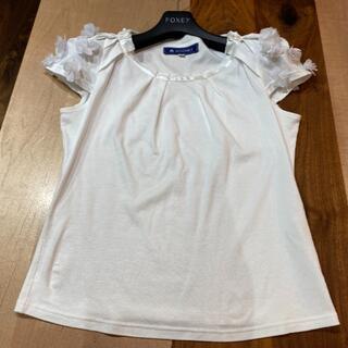 エムズグレイシー(M'S GRACY)のトップス(Tシャツ(半袖/袖なし))