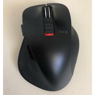 エレコム(ELECOM)のエレコム マウス Bluetooth Lサイズ 5ボタン M-XGL10BBK(PC周辺機器)