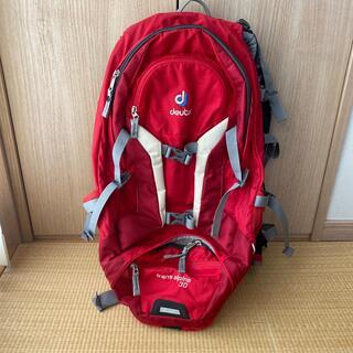 ドイター(Deuter)のリュックサック ドイター トランスアルパイン30(登山用品)