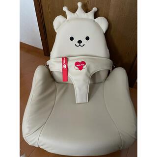 combi - 手渡しのみ People Teddy Hug テディハグ 椅子 ベビーチェア