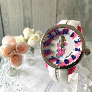 テンデンス(Tendence)の【動作OK】Tendence テンデンス 腕時計 スライリー カープ(腕時計(アナログ))
